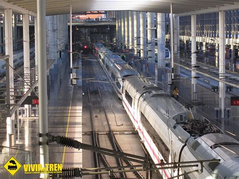 RENFE fleta 8 trenes AVE especiales Madrid – Barcelona ...