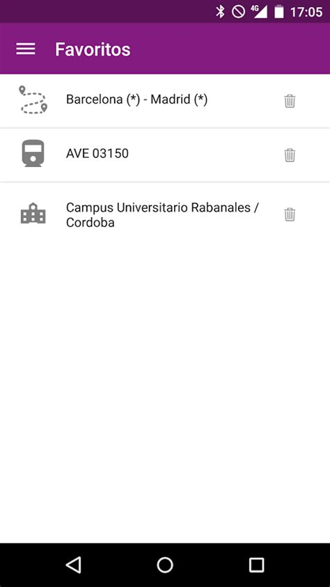 Renfe Horarios - Android Apps on Google Play