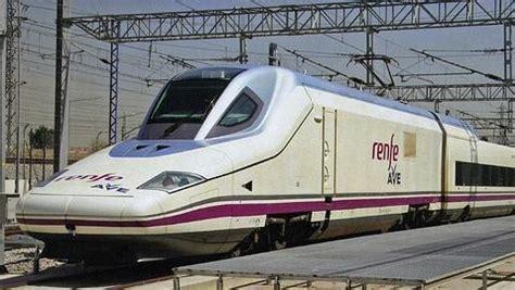 Renfe y Adif aumentarán la velocidad del AVE « Blog de Viajes