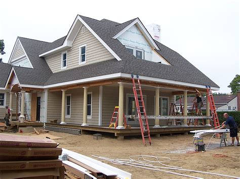 Renovating an Old Home