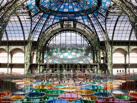 Rénovation programmée pour le Grand Palais à Paris