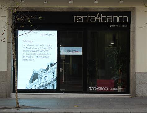 Renta 4 transforma su red de oficinas   Rankia