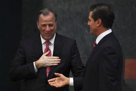 Renuncia el ministro de Hacienda mexicano para aspirar a ...