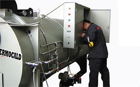 Reparacion de calderas industriales – Airea condicionado