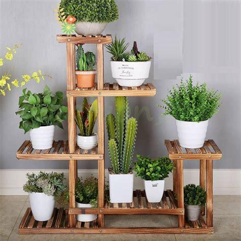 Repisa Jardinera Para Maceteros & Plantas   Casa Palet ...
