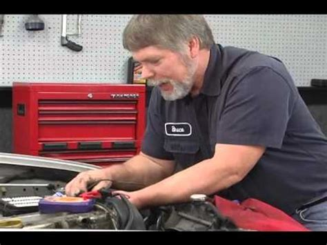 Replacing a Camshaft position sensor on a 2008 Chevrole ...