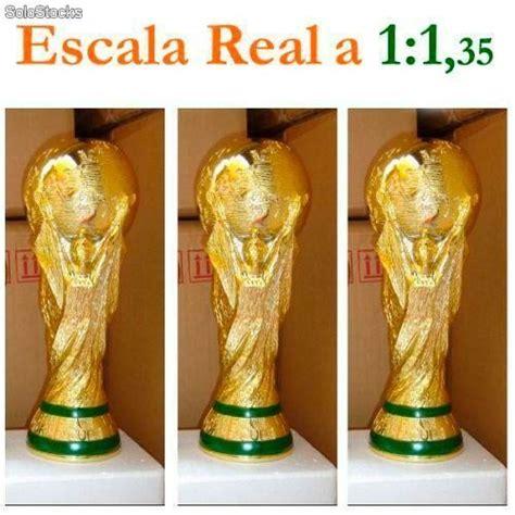Replicas Copas del mundo Futbol  España Campeona   Grandes ...