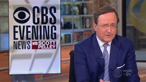Reports: Anthony Mason Will Become Interim 'CBS Evening ...