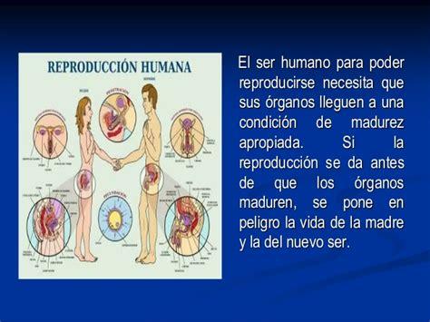 Reproduccion humana