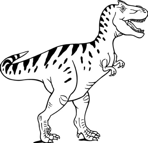 Reptossaurus: Dinossauros para Colorir - Parte III