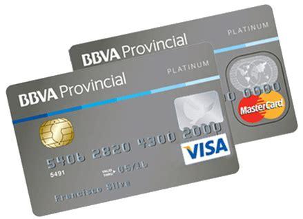 Requisitos Para Pedir La Tarjeta De Credito Banco Provincial