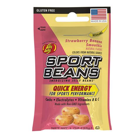 Research - Sport Beans