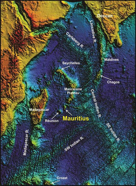 Researchers confirm the existence of a 'lost continent ...