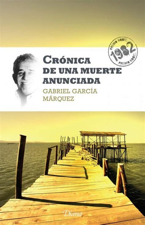 Reseña: Crónica de una muerte anunciada - Gabriel García ...