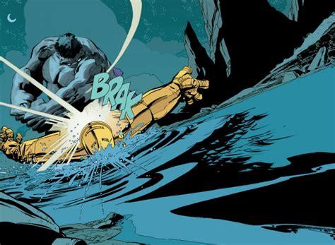 Reseña de  Hulk Gris , de Jeph Loeb y Tim Sale