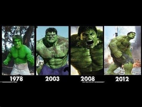 Reseña de todas las películas de Hulk   YouTube