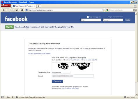 Reset Facebook Password | newhairstylesformen2014.com