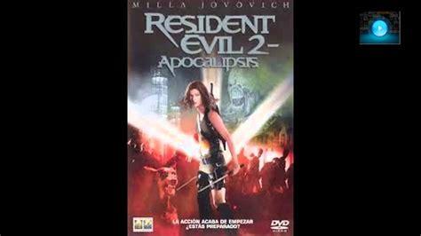 Resident Evil 2:Apocalipsis Completa En Español   YouTube