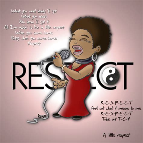 Respect - Aretha Franklin Fan Art (24567773) - Fanpop