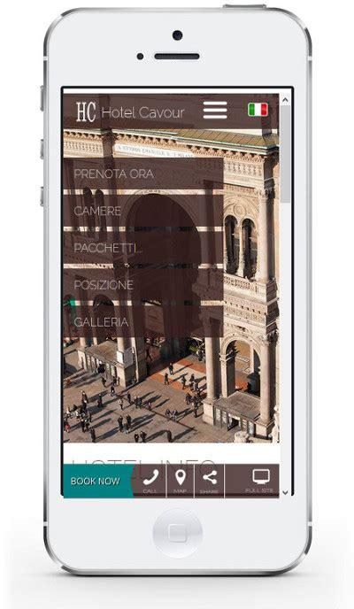 Responsive e mobile web site al centro di Milano   Nozio ...