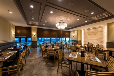 Restaurant interior design Dubai UAE | Fancy House