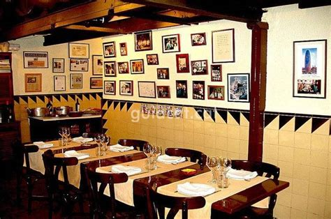 Restaurante Can Pineda, Barcelona