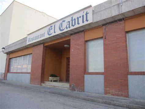 Restaurante El Cabrit