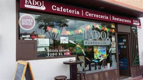 Restaurante Fado Portugués en Madrid, Las Tablas ...