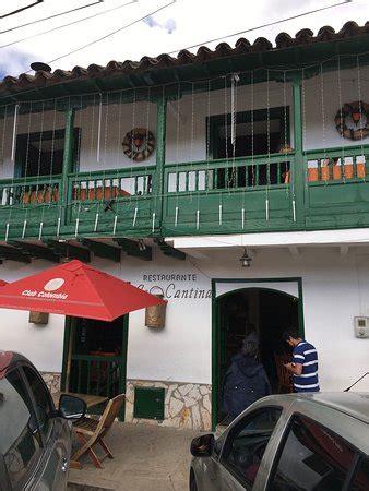 Restaurante La Cantina, Villa de San Diego de Ubaté ...