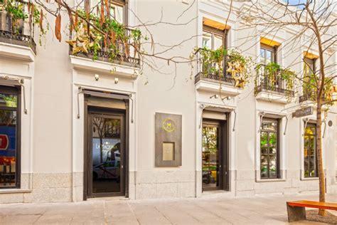 Restaurante La Máquina en Jorge Juan - Madrid a la Carta