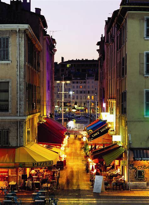 Restaurantes del callejón Fortia, Marsella | Marsella ...