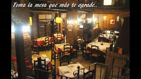 Restaurantes Típicos de Granada (España) : EL CORTIJO ...