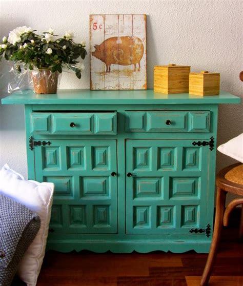 Restaurar muebles con pintura a la tiza - Lacados Trillo