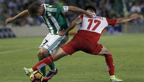 Resultado Betis - Espanyol de hoy | Liga Santander | la ...