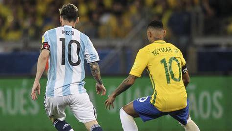 Resultado Brasil - Argentina | Eliminatoria Mundial Rusia ...