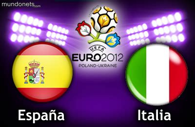 Resultado de España vs Italia domingo 10 de junio 2012 ...