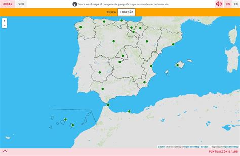 Resultado de imagen de mapa de españa | MAPAS | Pinterest ...