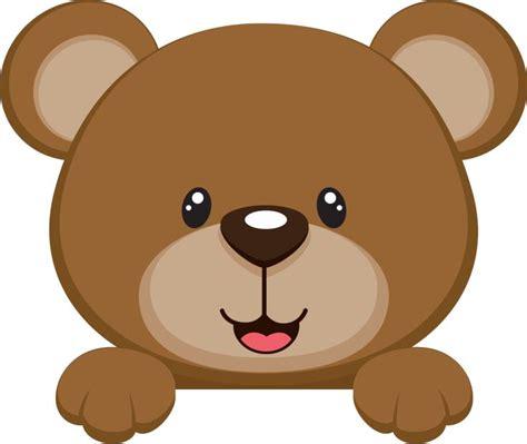 Resultado de imagen de moldes carita de oso para imprimir ...