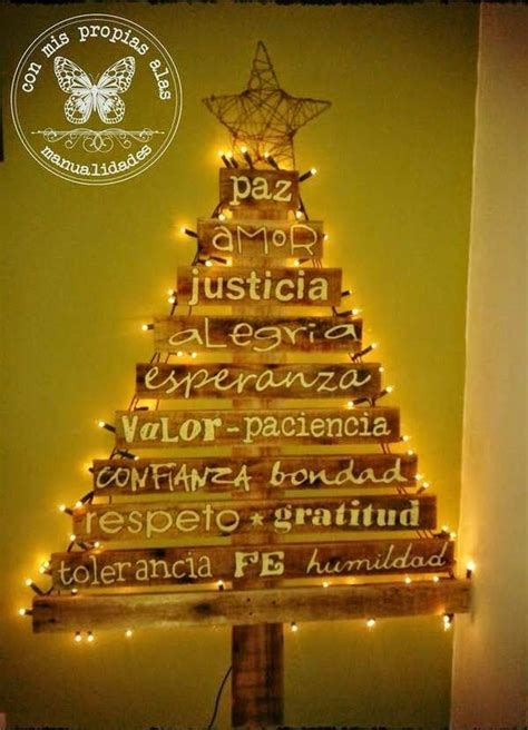Resultado de imagen para arboles de navidad originales ...