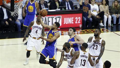 Resultado del Warriors - Cavaliers, la Final de la NBA 2017