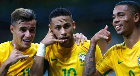 Resultado e Gols: Brasil vence a Argentina por 3 a 0 no ...
