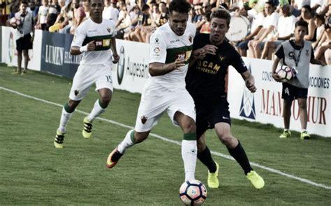 Resultado Elche vs UCAM Murcia en Segunda División 2017 (1 ...