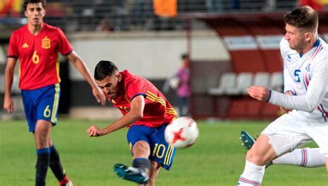 Resultado España   Eslovaquia Sub 21 de hoy | Europeo Sub 21