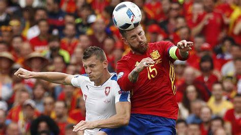 Resultado España vs República Checa   UEFA Eurocopa 2016