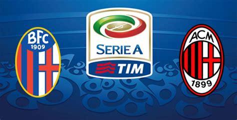 Resultado Final – Bologna 0 Milan 1 - Liga de Italia Serie ...