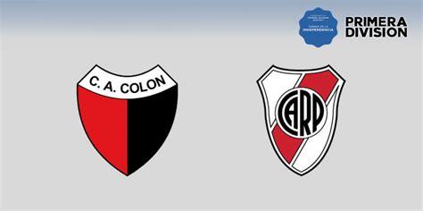 Resultado Final – Colón 0 River 0   Fútbol Argentino 2016 ...