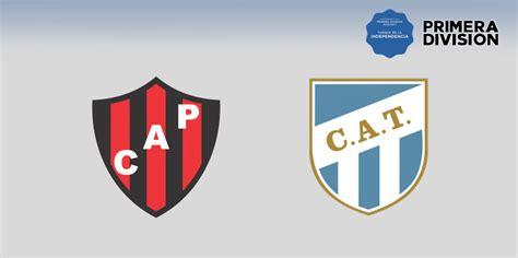 Resultado Final – Patronato 1 Atlético Tucumán 1   Fútbol ...