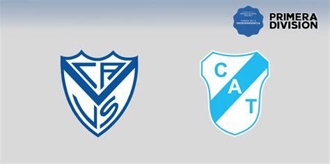 Resultado Final – Vélez 0 Temperley 0   Fútbol Argentino ...