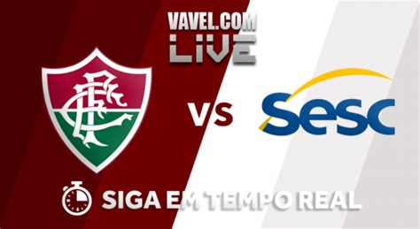 Resultado Fluminense x Sesc RJ AO VIVO hoje pela Superliga ...