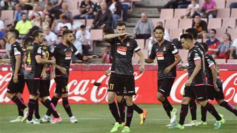 Resultado Granada - Espanyol hoy | Liga Santander